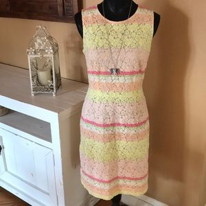 ⭐️ Ann Taylor Lace Dress ⭐️